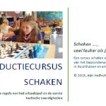 schaken met Adri Helfrich